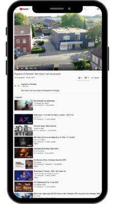Youtube - Rugcentrum